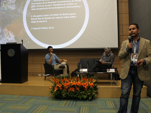 [Entrevista] Periodismo ambiental: un salvavidas para la naturaleza