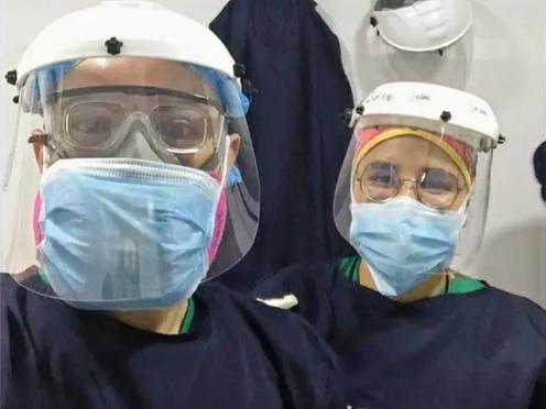 La pandemia a ojos de un enfermero novato