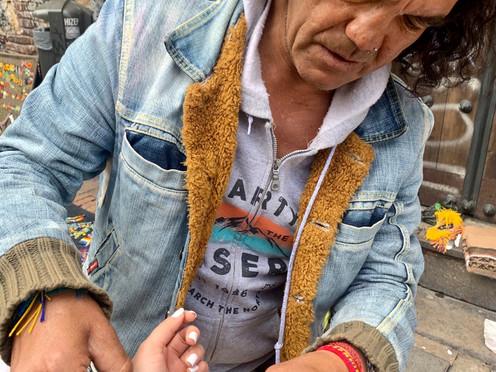 [Fotoperiodismo] El color de las artesanías en Bogotá