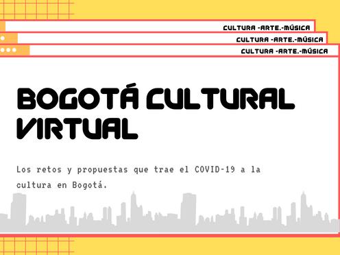 Bogotá Cultural Virtual