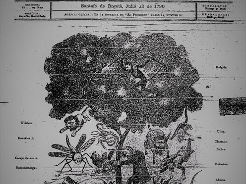 El Zancudo: prensa satírica y risa en el siglo XIX