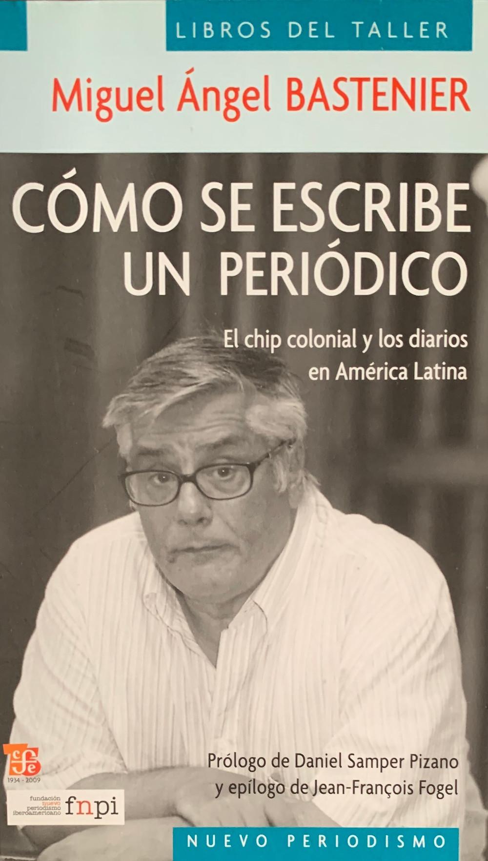 Para Miguel Ángel Bastenier, un buen periodista debería ser suspicaz, perspicaz, pertinaz y algo mordaz.