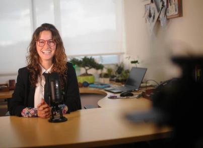Entrevista a María Paulina Baena: la renovación de los medios periodísticos