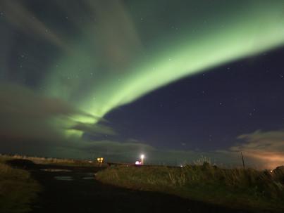 Mi viaje boreal a Islandia