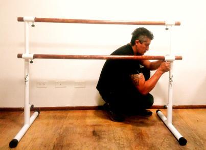 Pedro Tinoco, el innovador escenógrafo que preserva el arte en las casas