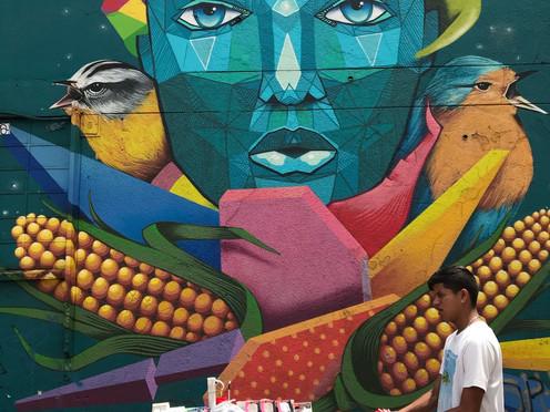 [Fotoperiodismo] Graffiti, tatuajes de las calles bogotanas