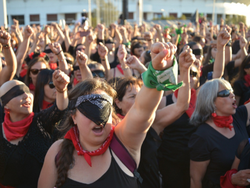 Protesta contra la violencia de género paralizará a todo México
