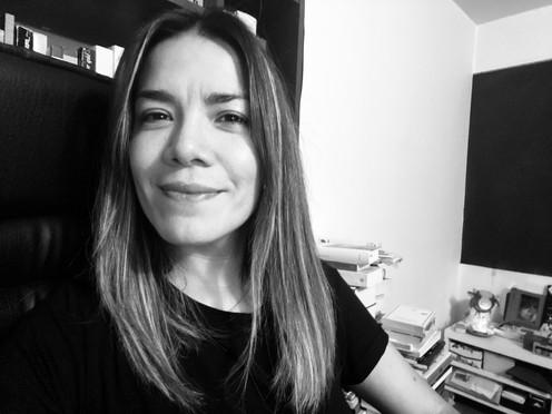"""""""¡El periodismo es mi lugar en el mundo!"""": Diana Salinas"""