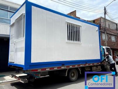Oficinas container: una alternativa económica postcuarentena