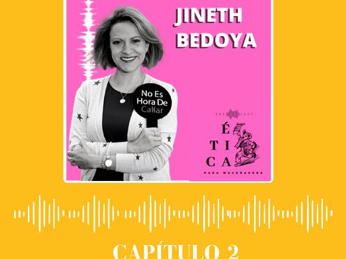 Más de 25 años de historias: Jineth Bedoya