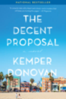 The Decent Proposal, Kemper Donovan, author
