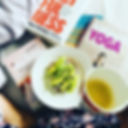 yoga, books, family, love, life, avocado, vegan, vegetarien, vegetarisch