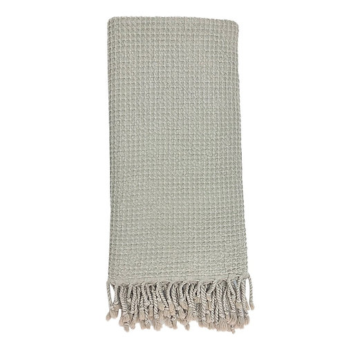 Waffle Weave Turkish Towel
