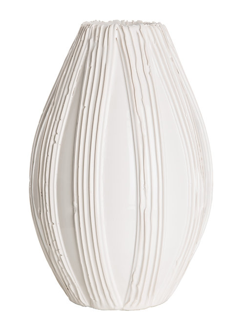 Alpine Olive Vase