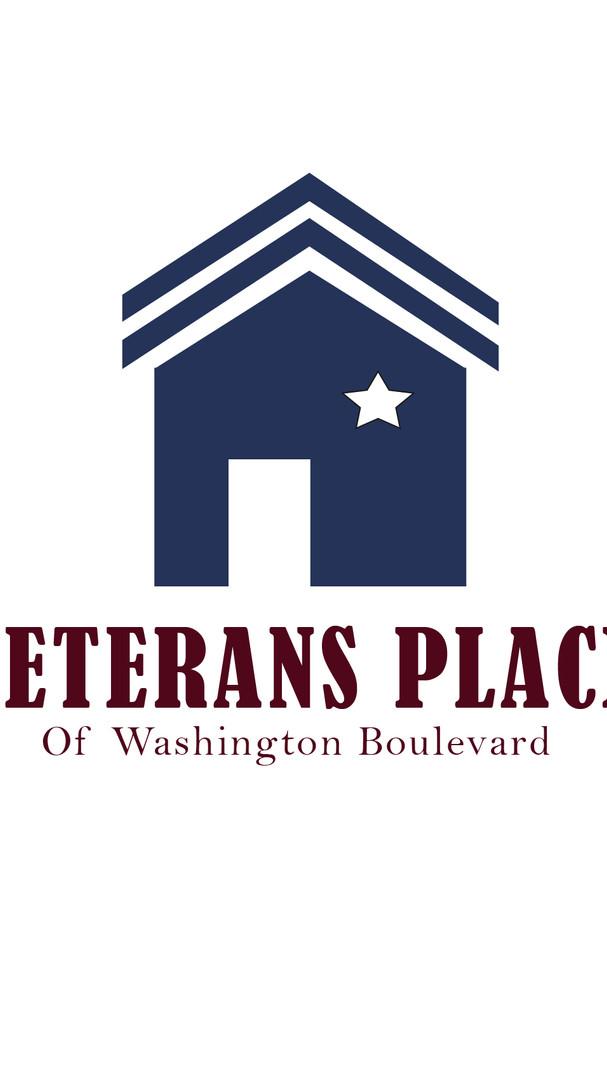 Veteran's Place of Washington Blvd. logo