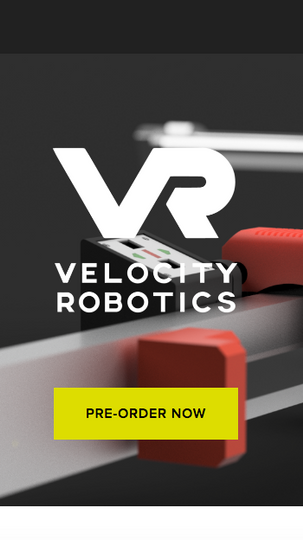 Velocity home page