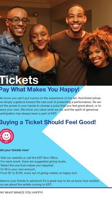 ticketing page digital