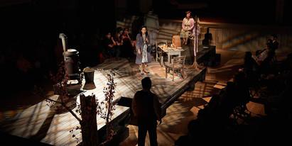 'An American Dream' by Seattle Opera, 2017