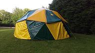 4 metre dome