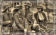 Victorian explorers, street theatre, photo by www.rodcollins.com,