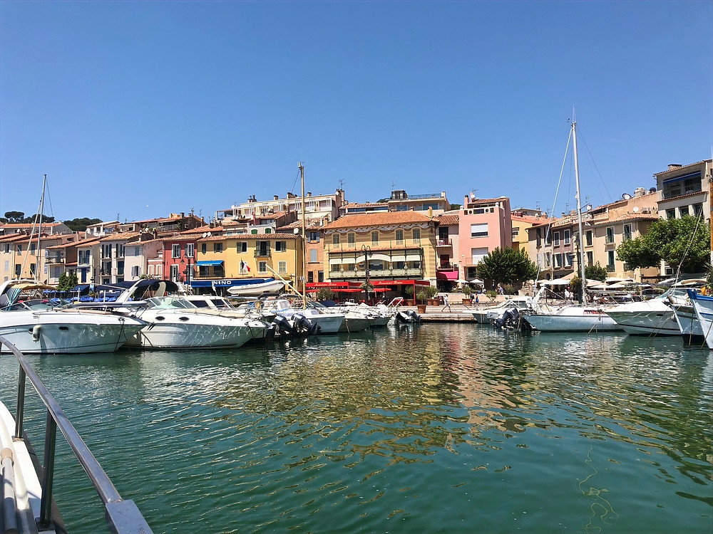 Where to stay in Cassis? Hotel & Spa de la Plage - Mahagany