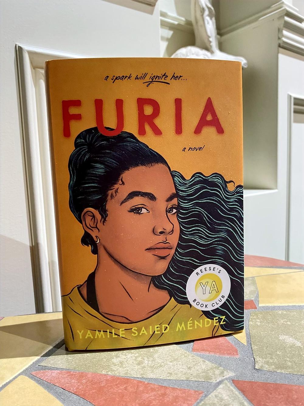 """The Book """"Furia"""""""