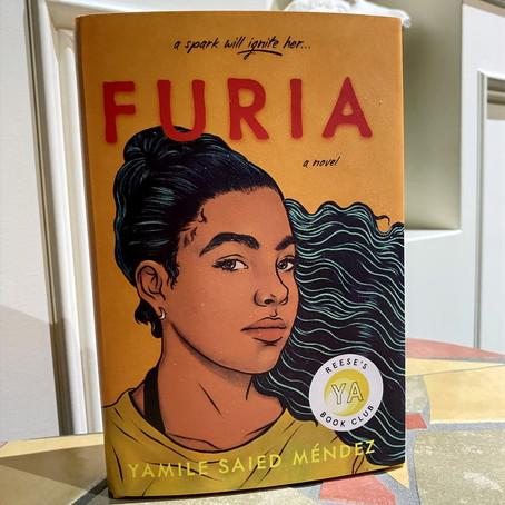 Book Review: Furia