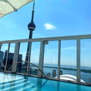 KŌST Rooftop Restaurant, Toronto