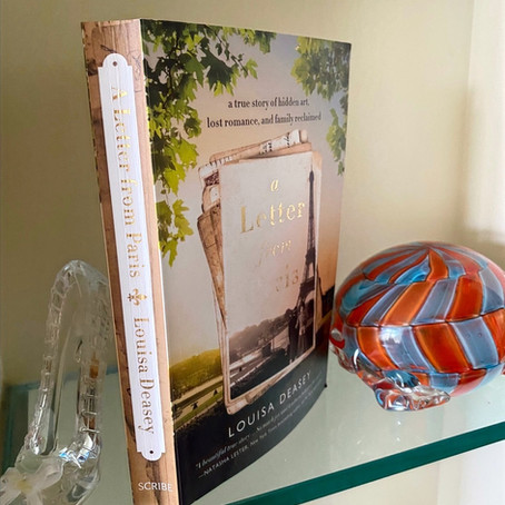 Book Review: A Letter from Paris, by Louisa Deasey