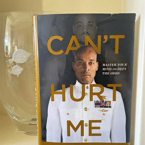 Book Review: Can't Hurt Me