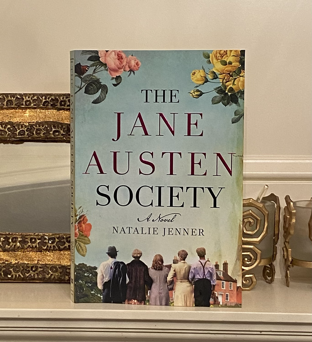 """The Book: """"The Jane Austen Society"""""""