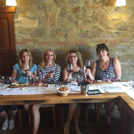 Tuscany Winery Visit