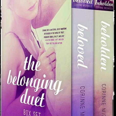 Book Review: The Belonging Duet