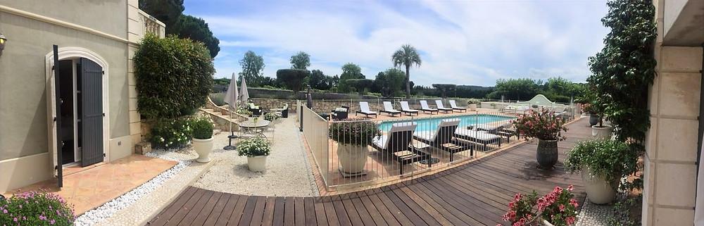 Where to stay in St. Tropez. La Bastide St. Anne