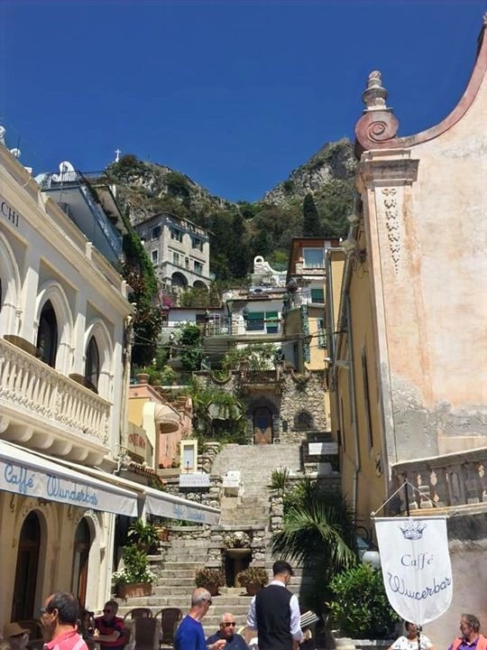 Must visit city when in Sicily