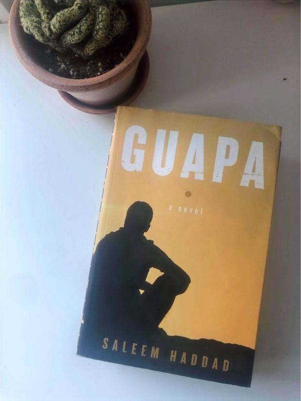 Book Guapa, by Saleem Haddad