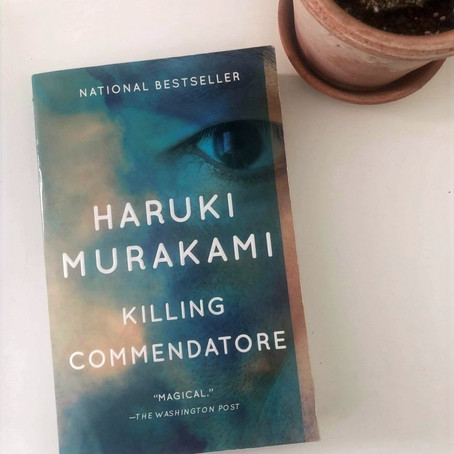 Book Review: Killing Commendatore by Haruki Murakami