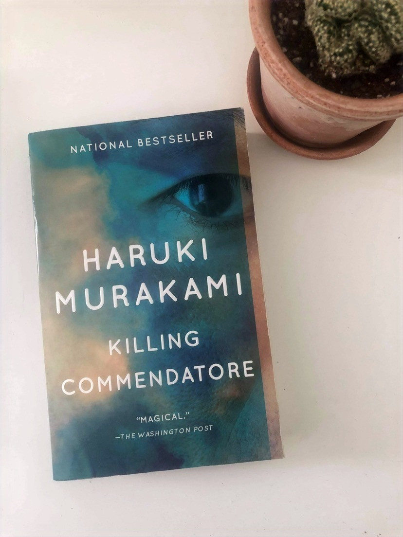 Book Review Killing Commendatore