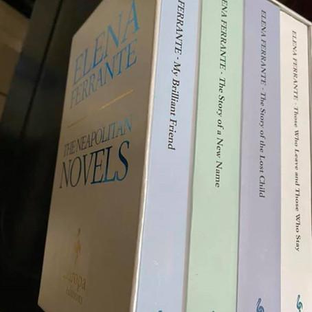 Book Review: The Neapolitan Novel by Elena Ferrante