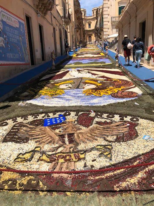 Visiting Noto in Sicily