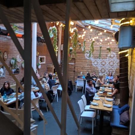 Bar Reyna Toronto