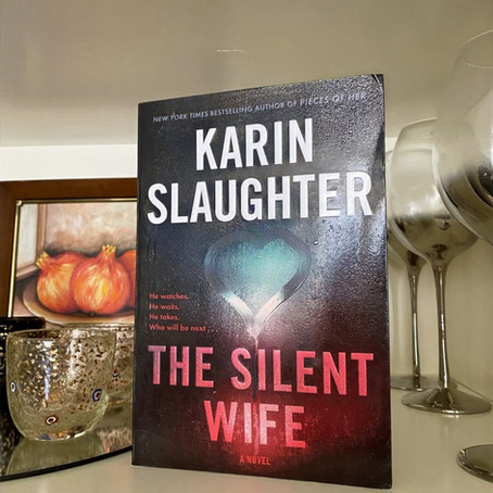 Book Review: The Silent Wife