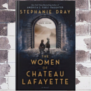 Book Review: The Woman of Chateau Lafayette