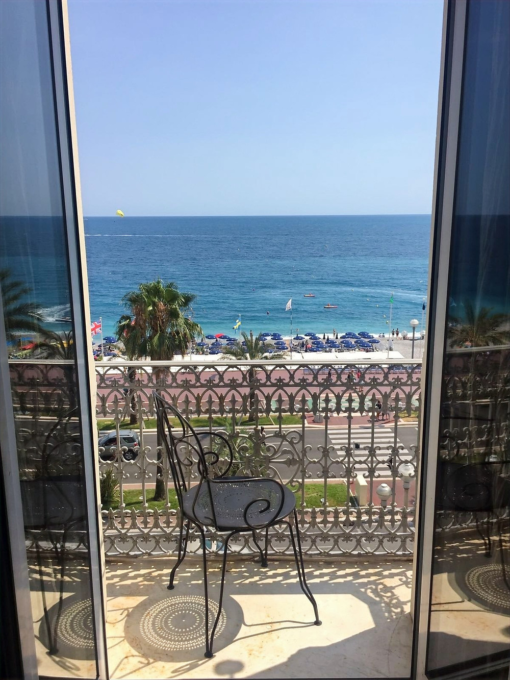 Where to stay in Nice? Hotel West End Promenade