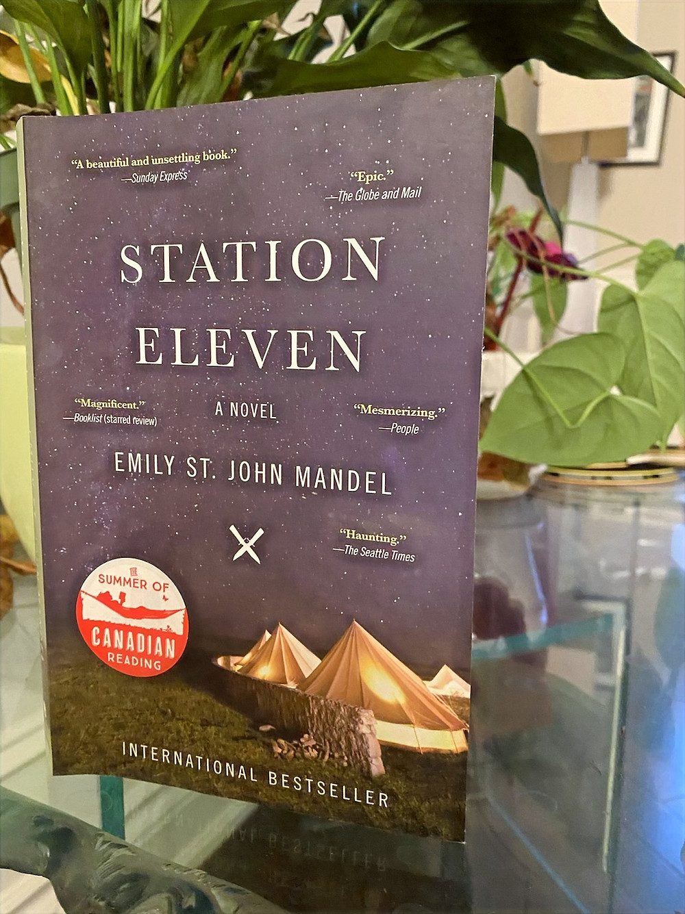 """The Book """"Station Eleven"""""""