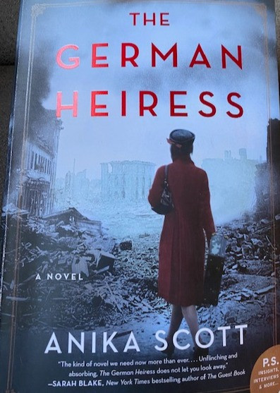 What book to read? Book Review: The German Heiress