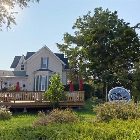 Visit to Prince Edward County, Ontario