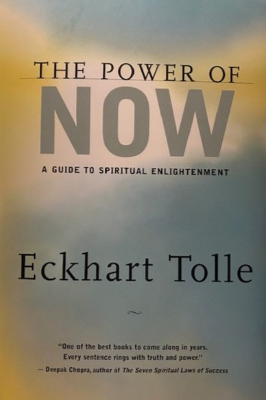 The best spiritual book The Power of Now