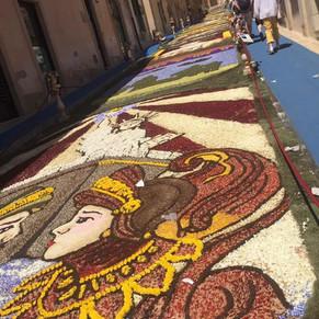 Visit to Noto, Sicily