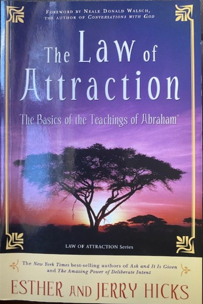 The Law of Attraction for personal development